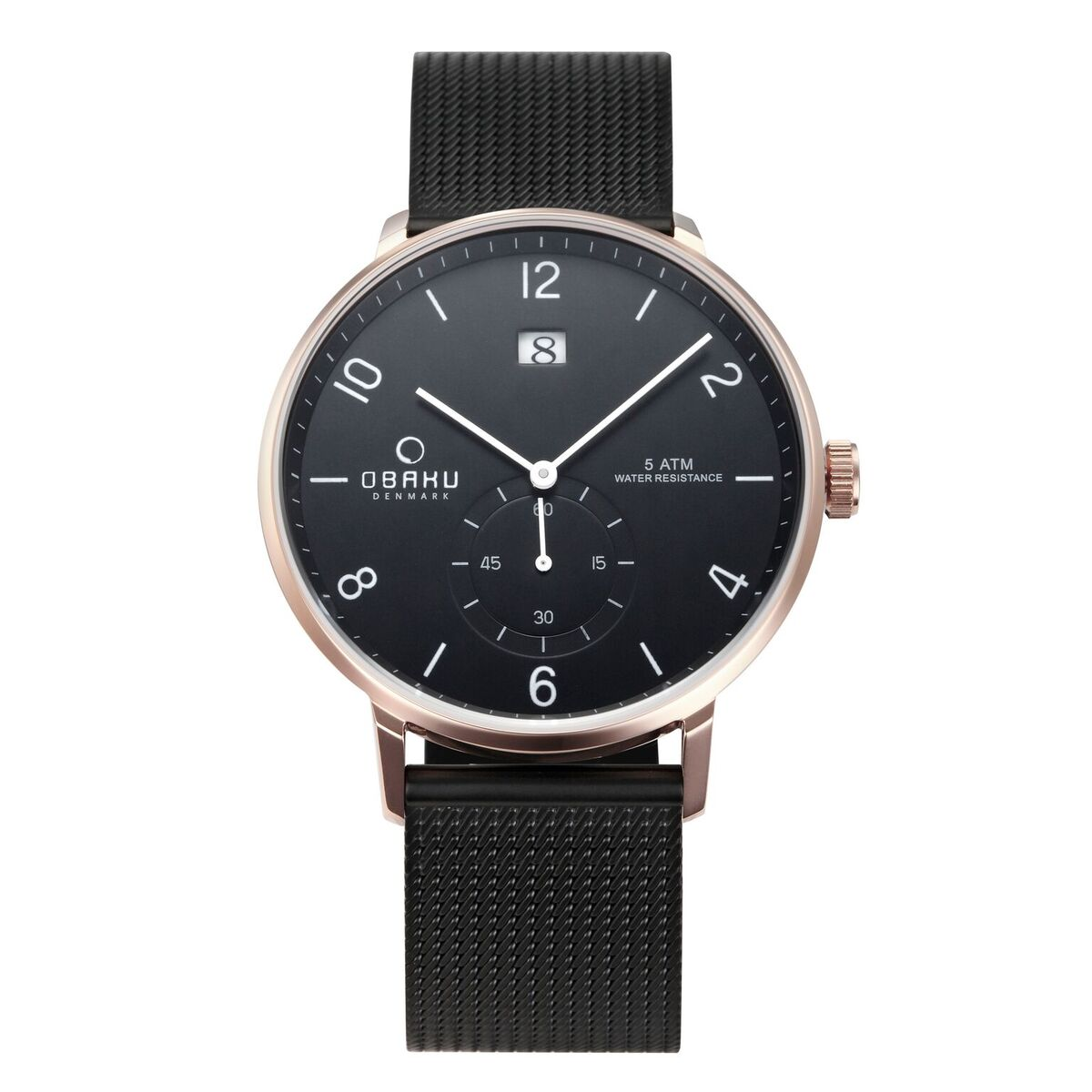 Obaku - RISLEN_NIGHT_V190GDVBMB_preview.jpeg - brand name designer jewelry in Anderson, South Carolina