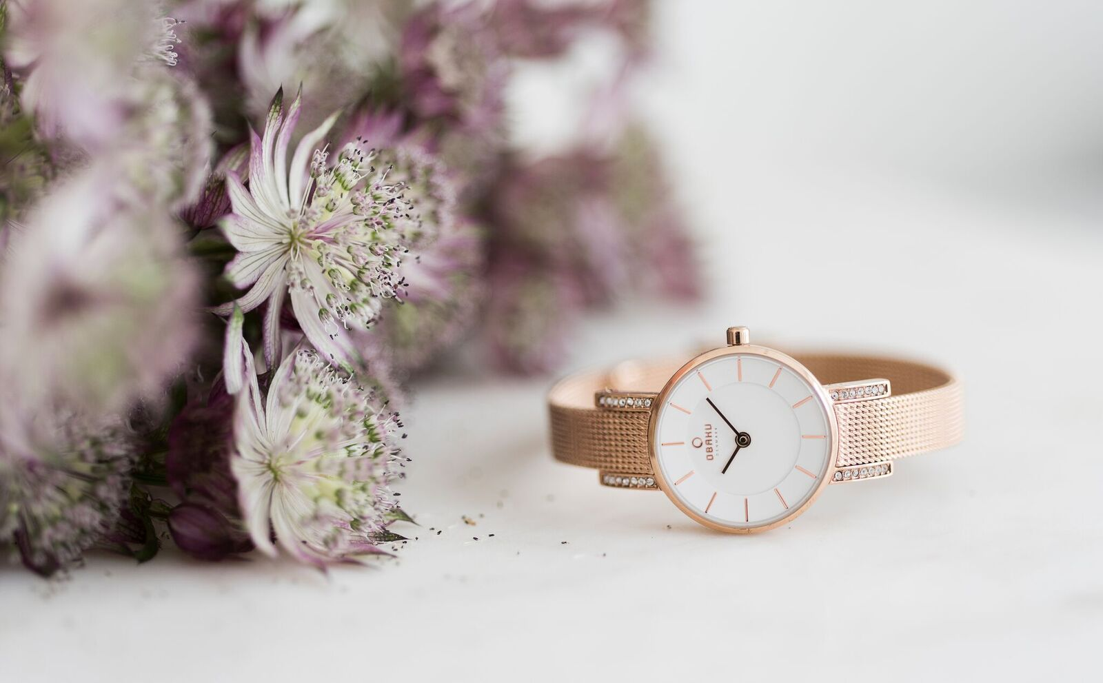 Obaku - V207LEVIMV_LYKKE_ROSE_preview.jpeg - brand name designer jewelry in Anderson, South Carolina