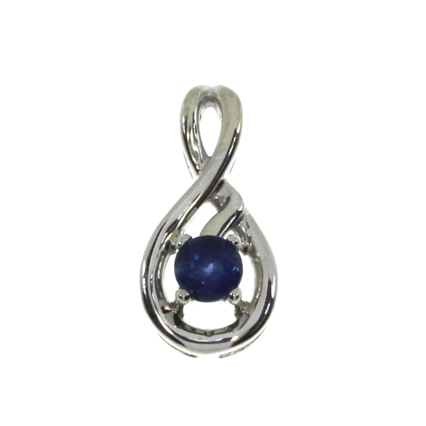 Sapphire Pendant by Color Merchants