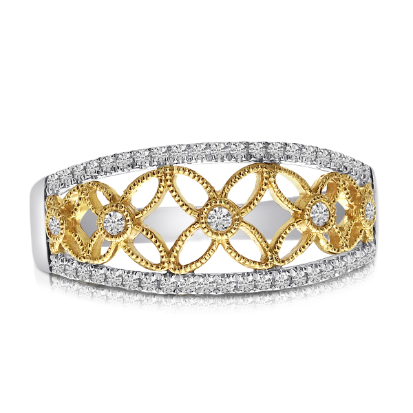 Diamond Fashion Band by Color Merchants